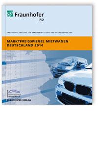 Buch: Marktpreisspiegel Mietwagen Deutschland 2014