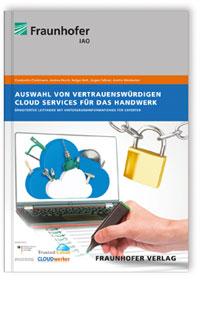 Buch: Auswahl von vertrauenswürdigen Cloud Services für das Handwerk
