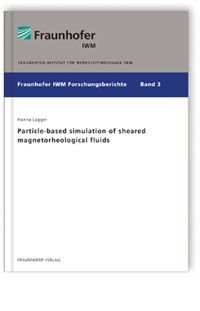 Buch: Particle-based simulation of sheared magnetorheological fluids