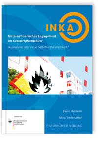 Buch: Unternehmerisches Engagement im Katastrophenschutz - Ausnahme oder neue Selbstverständlichkeit?