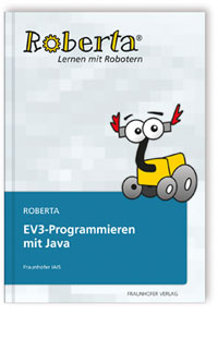 Buch: Roberta - EV3 Programmieren mit Java