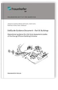 Buch: EeBGuide Guidance Document Part B: Buildings
