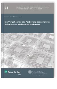Buch: Ein Vorgehen für die Portierung sequenzieller Software auf Multicore-Plattformen