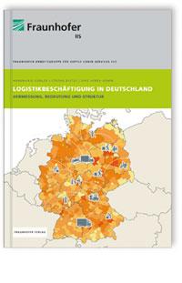 Buch: Logistikbeschäftigung in Deutschland