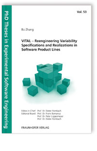 Buch: VITAL - Reengineering Variability Specifications and Realizations in Software Product Lines