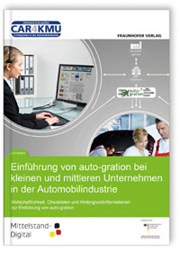 Buch: Einführung von auto-gration bei kleinen und mittleren Unternehmen in der Automobilindustrie