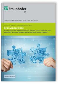 Buch: Metastudie und Marktübersicht RFID-Middleware