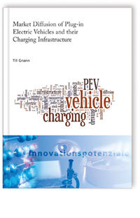 Buch: Market diffusion of plug-in electric vehicles and their charging infrastructure
