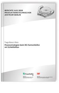 Buch: Prozessstrategien beim NC-Formschleifen mit Schleifstiften
