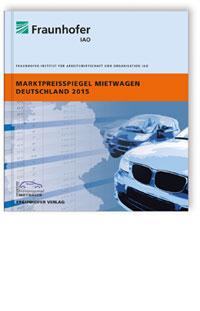 Buch: Marktpreisspiegel Mietwagen Deutschland 2015