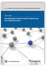 Buch: Durchgängiges mechatronisches Engineering für Sondermaschinen