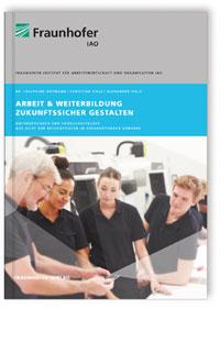 Buch: Arbeit und Weiterbildung zukunftssicher gestalten