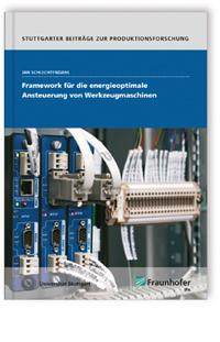 Buch: Framework für die energieoptimale Ansteuerung von Werkzeugmaschinen