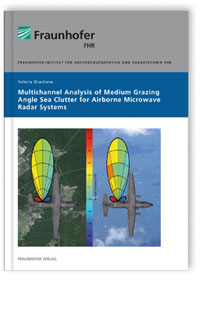 Buch: Multichannel Analysis of Medium Grazing Angle Sea Clutter for Airborne Microwave Radar Systems