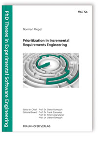 Buch: Prioritization in Incremental Requirements Engineering