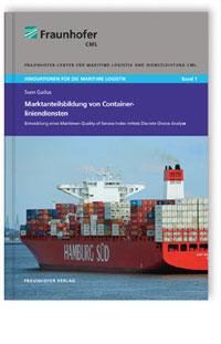 Buch: Marktanteilsbildung von Containerliniendiensten