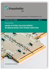 Buch: Micro-System: Gallium Nitride RF-Broad-Band High-Power Amplifier