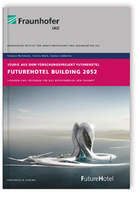 Buch: FutureHotel Building 2052