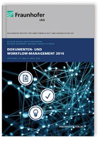 Buch: Dokumenten- und Workflow-Management 2016