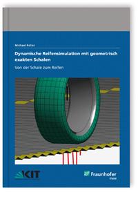 Buch: Dynamische Reifensimulation mit geometrisch exakten Schalen