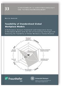 Buch: Feasibility of Standardized Global Workplace Models