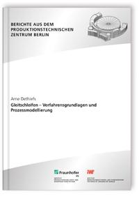 Buch: Gleitschleifen - Verfahrensgrundlagen und Prozessmodellierung
