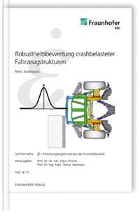 Buch: Robustheitsbewertung crashbelasteter Fahrzeugstrukturen