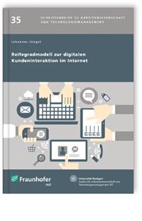 Buch: Reifegradmodell zur digitalen Kundeninteraktion im Internet