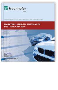 Buch: Marktpreisspiegel Mietwagen Deutschland 2016