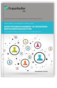 Buch: Identitätsmanagement in modernen Wertschöpfungsketten