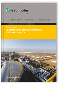 Buch: Konzepte für Speicher in thermischen Solarkraftwerken