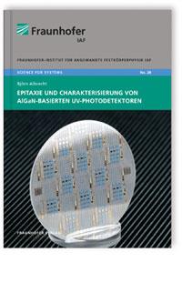 Buch: Epitaxie und Charakterisierung von AlGaN-basierten UV-Photodetektoren