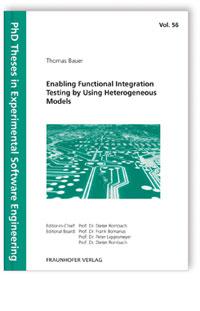 Buch: Enabling Functional Integration Testing by Using Heterogeneous Models