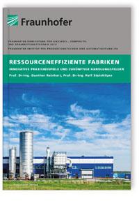 Buch: Ressourceneffiziente Fabriken