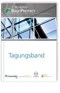 Buch: 7. Workshop Bau-Protect