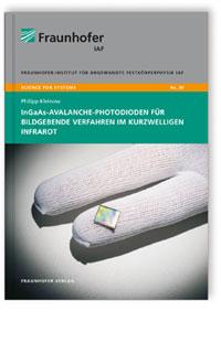 Buch: InGaAs-Avalanche-Photodioden für bildgebende Verfahren im kurzwelligen Infrarot