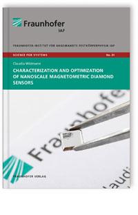 Buch: Characterization and Optimization of Nanoscale Magnetometric Diamond Sensors