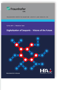Buch: Digitalization of Seaports - Visions of the Future