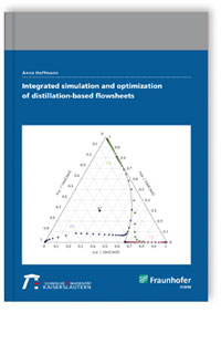 Buch: Integrated simulation and optimization of distillation-based flowsheets