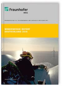 Buch: Windenergie Report Deutschland 2016