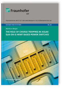 Buch: The role of charge trapping in AlGaN/GaN-on-Si HEMT based power switches