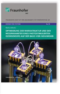 Buch: Optimierung der Mikrostruktur und der Messparameter eines photostimulierten Ozonsensors auf der Basis von Indiumoxid