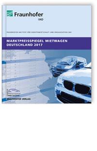 Buch: Marktpreisspiegel Mietwagen Deutschland 2017