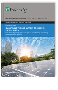Buch: Quantifying the grid support of building energy systems