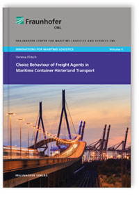 Buch: Choice Behaviour of Freight Agents in Maritime Container Hinterland Transport