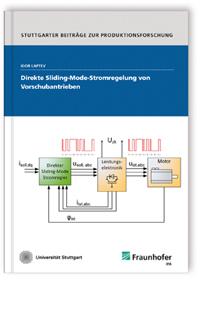 Buch: Direkte Sliding-Mode-Stromregelung von Vorschubantrieben
