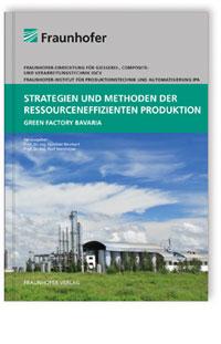 Buch: Strategien und Methoden der ressourceneffizienten Produktion