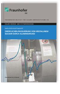 Buch: Oberflächen-Passivierung von kristallinem Silicium durch Aluminiumoxid