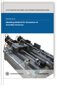 Buch: Modeling Method for Simulation of Assembly Variances