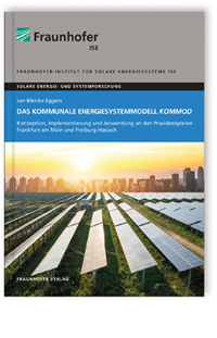 Buch: Das kommunale Energiesystemmodell KomMod